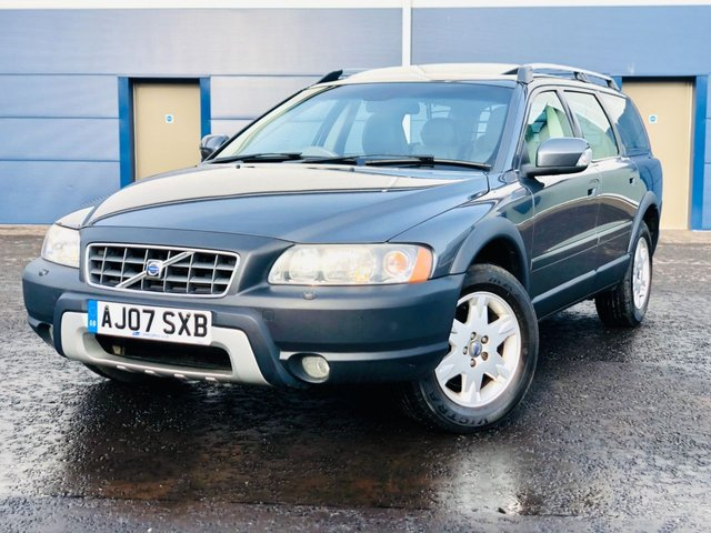 USED 2007 07 VOLVO XC70 2.4 D5 SE 185 GT CROSS COUNTRY 4X4 1 OWNER FROM NEW FULL VOLVO SERVICE HISTORY IMMACULATE AUTOMATIC 1 OWNER FULL VOLVO SERVICE HISTORY 102K IMMACULATE
