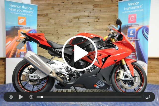 USED 2015 15 BMW S1000RR S 1000 RR 193 BHP - Full Service history