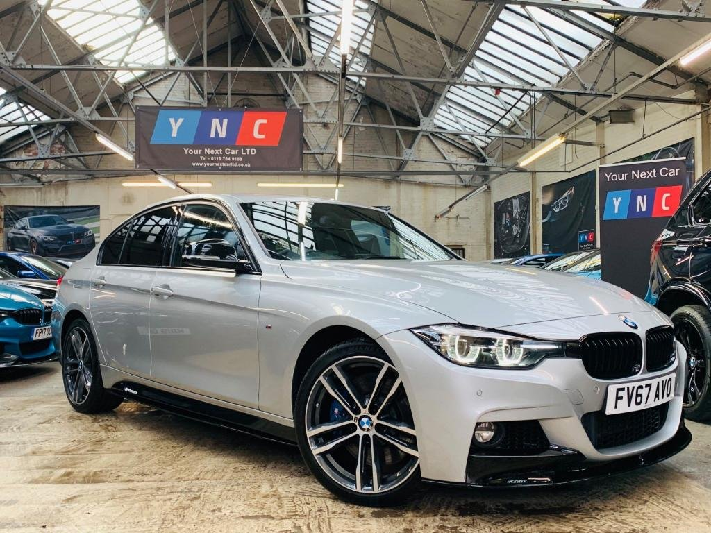 USED 2017 67 BMW 3 SERIES 3.0 335d M Sport Shadow Edition Auto xDrive (s/s) 4dr PERFORMANCE KIT 19S PRO NAV HK