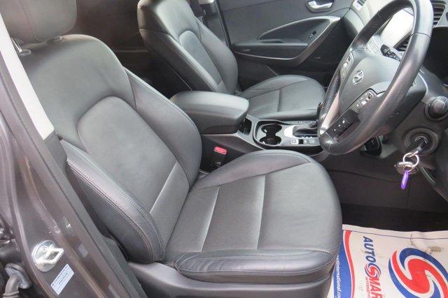 USED 2016 16 HYUNDAI SANTA FE 2.2 CRDI PREMIUM BLUE DRIVE 5d 197 BHP