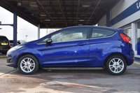 USED 2017 66 FORD FIESTA 1.5 ZETEC TDCI 3d 74 BHP AVAILABLE FOR ONLY £155 PER MONTH WITH £0 DEPOSIT