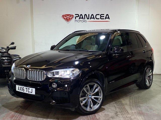 2016 16 BMW X5 3.0 XDRIVE40D M SPORT 5d 309 BHP