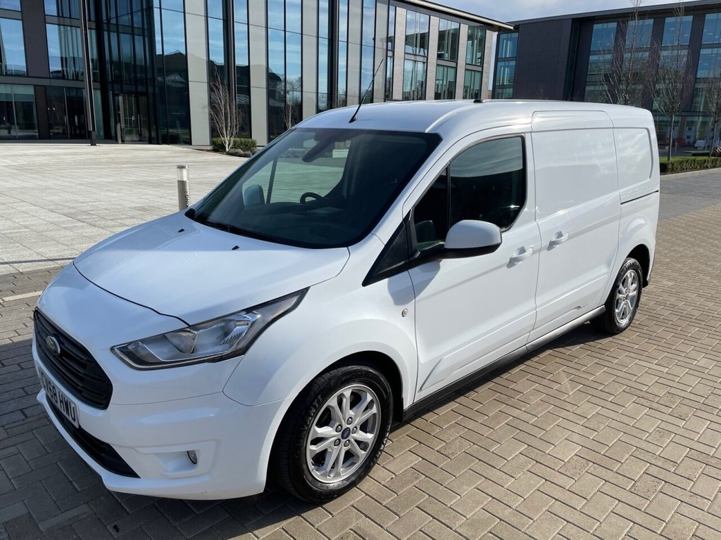 USED 2018 68 FORD TRANSIT CONNECT 240 LIMITED 1.5TDCI EURO 6 L2 120ps *AIRCON*ALLOYS*E/P*BLUETOOTH* LIMITED-EURO6-AIRCON-ALLOYS-L2