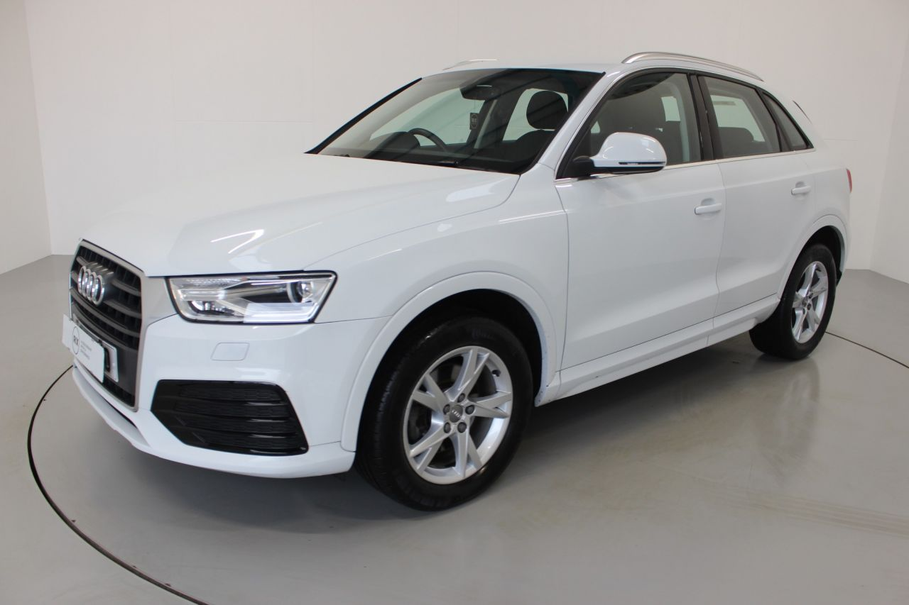 Used AUDI Q3 for sale