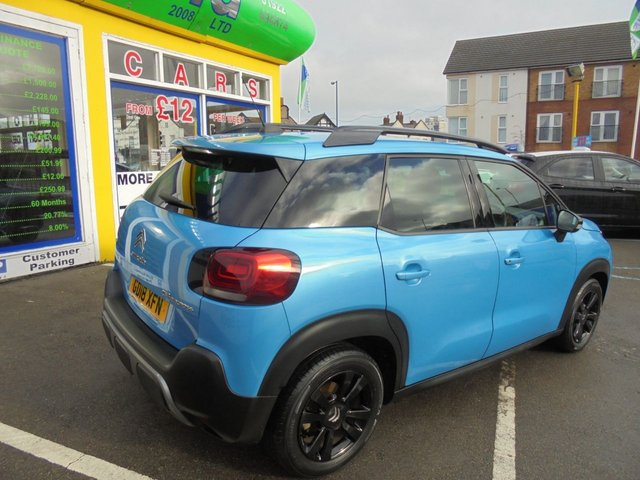 USED 2018 18 CITROEN C3 AIRCROSS 1.2 PURETECH FEEL 5d 81 BHP CLICK AND COLLECT ON YOUR NEXT CAR