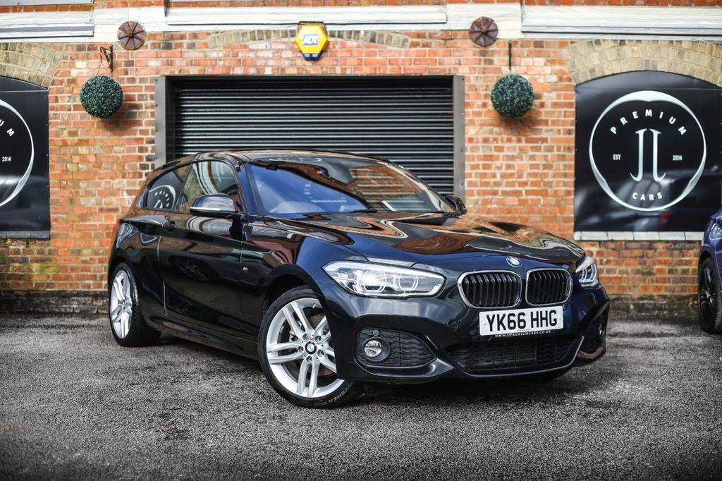 USED 2017 66 BMW 1 SERIES 2.0 120D M SPORT 3d AUTO 188 BHP