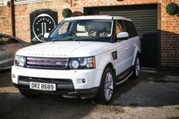 USED 2012 LAND ROVER RANGE ROVER SPORT 3.0 SDV6 HSE 5d AUTO 255 BHP