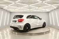 USED 2015 15 MERCEDES-BENZ A-CLASS 1.5 A180 CDI BLUEEFFICIENCY AMG SPORT 5d 109 BHP NIGHT PACK, UPGRADED FRESHLY POWDER COATED ALLOYS, TINTED GLASS...