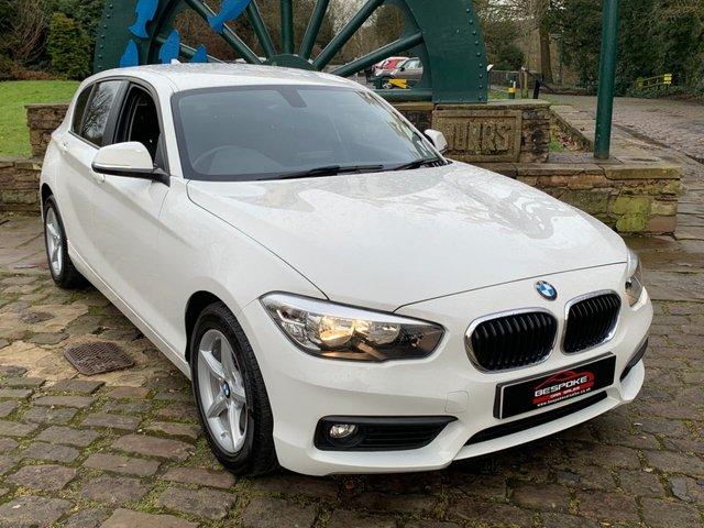 2018 68 BMW 1 SERIES 2.0 118D SE 5d 147 BHP