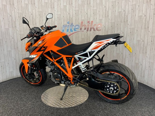 KTM 1290 Super Duke R at Rite Bike