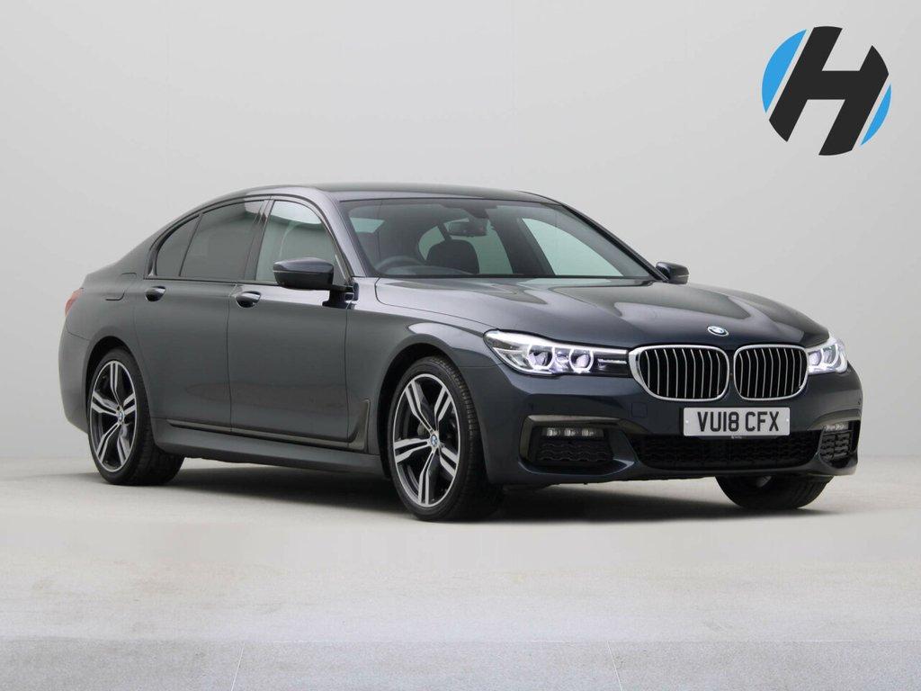USED 2018 18 BMW 7 SERIES 3.0 730D M SPORT