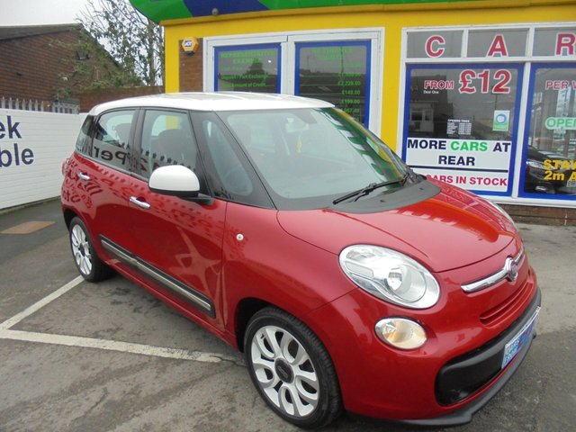 USED 2013 13 FIAT 500L 1.6 MULTIJET POP STAR 5d 105 BHP **CLICK AND COLLECT ON YOUR NEXT CAR**