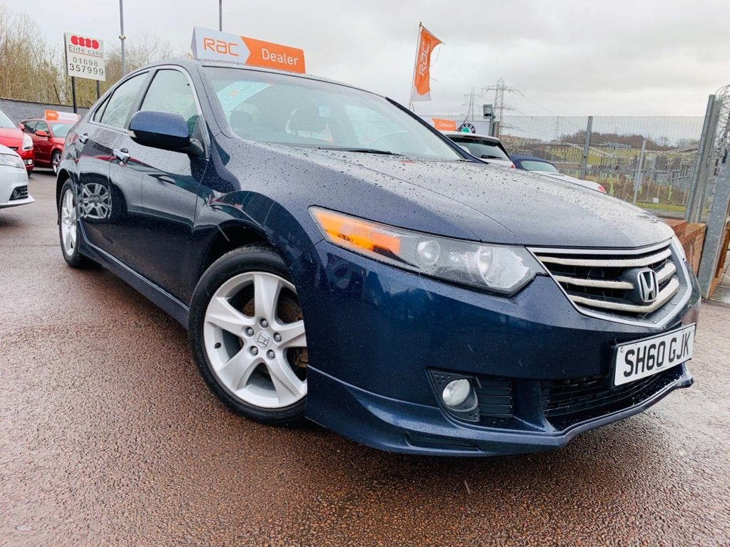 USED 2010 60 HONDA ACCORD 2.2 i-DTEC EX GT 4dr Drive away today   1 Owner