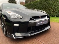 USED 2020 20 NISSAN GT-R 3.8 V6 Prestige Auto 4WD 2dr BRAND NEW /DELIVERY MILES/VATQ