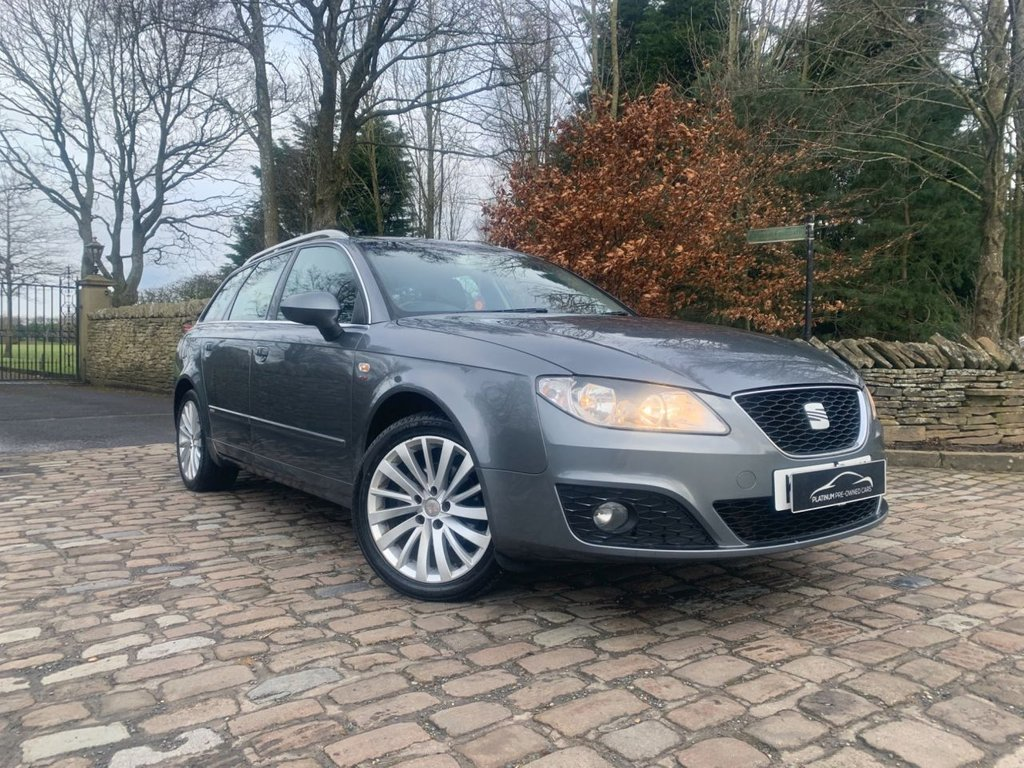 USED 1970 62 SEAT EXEO SE TECH