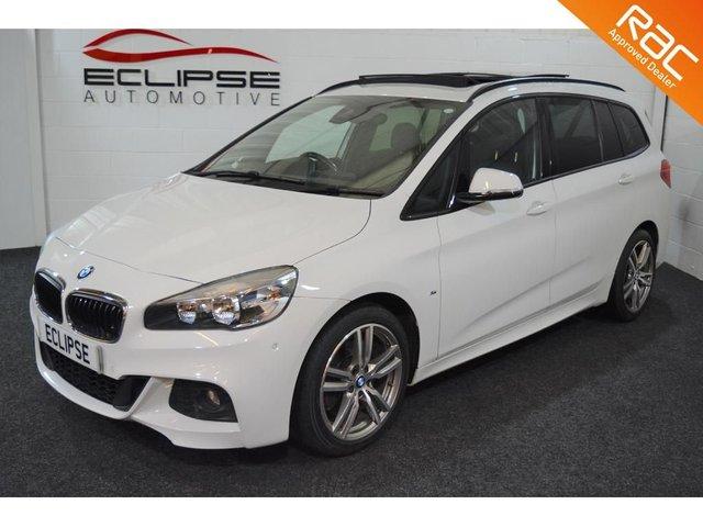 2015 15 BMW 2 SERIES 2.0 220D XDRIVE M SPORT GRAN TOURER 5d AUTO 188 BHP