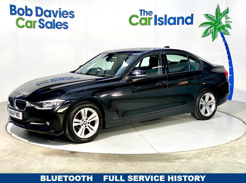 USED 2014 14 BMW 3 SERIES 1.6 316I SPORT 4d 135 BHP Stunning local example with DAB Cruise and bluetooth