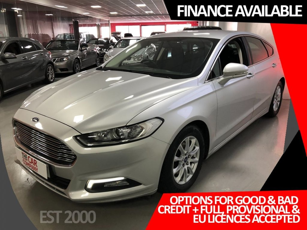 USED 2017 17 FORD MONDEO 1.5 ZETEC ECONETIC TDCI 5d 114 BHP * CLIMATE CONTROL * NAV * MOT AUGUST 21 *