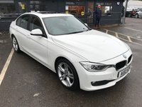 USED 2012 12 BMW 3 SERIES 2.0 320D EFFICIENTDYNAMICS 4d 161 BHP SUNROOF, GREAT HISTORY