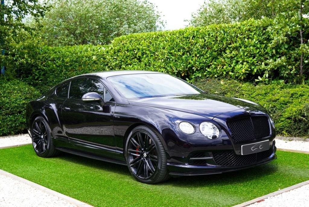 USED 2012 62 BENTLEY CONTINENTAL GT SPEED 6.0 GT 2d 567 BHP