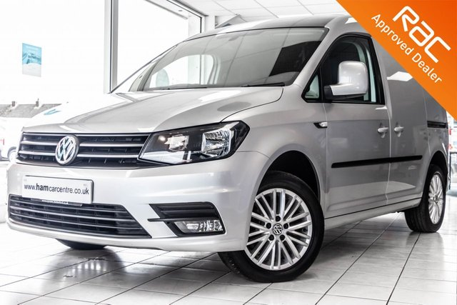 2016 66 VOLKSWAGEN CADDY 1.6 C20 TDI EDITION 101 BHP AIR-CON