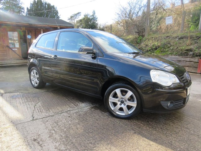 USED 2008 57 VOLKSWAGEN POLO 1.2 MATCH 3d 68 BHP