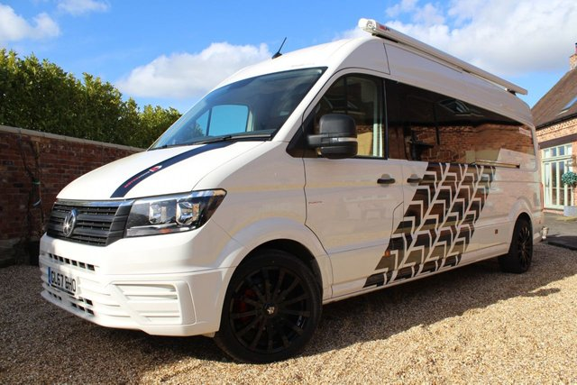 VOLKSWAGEN CRAFTER at Derby Trade Cars