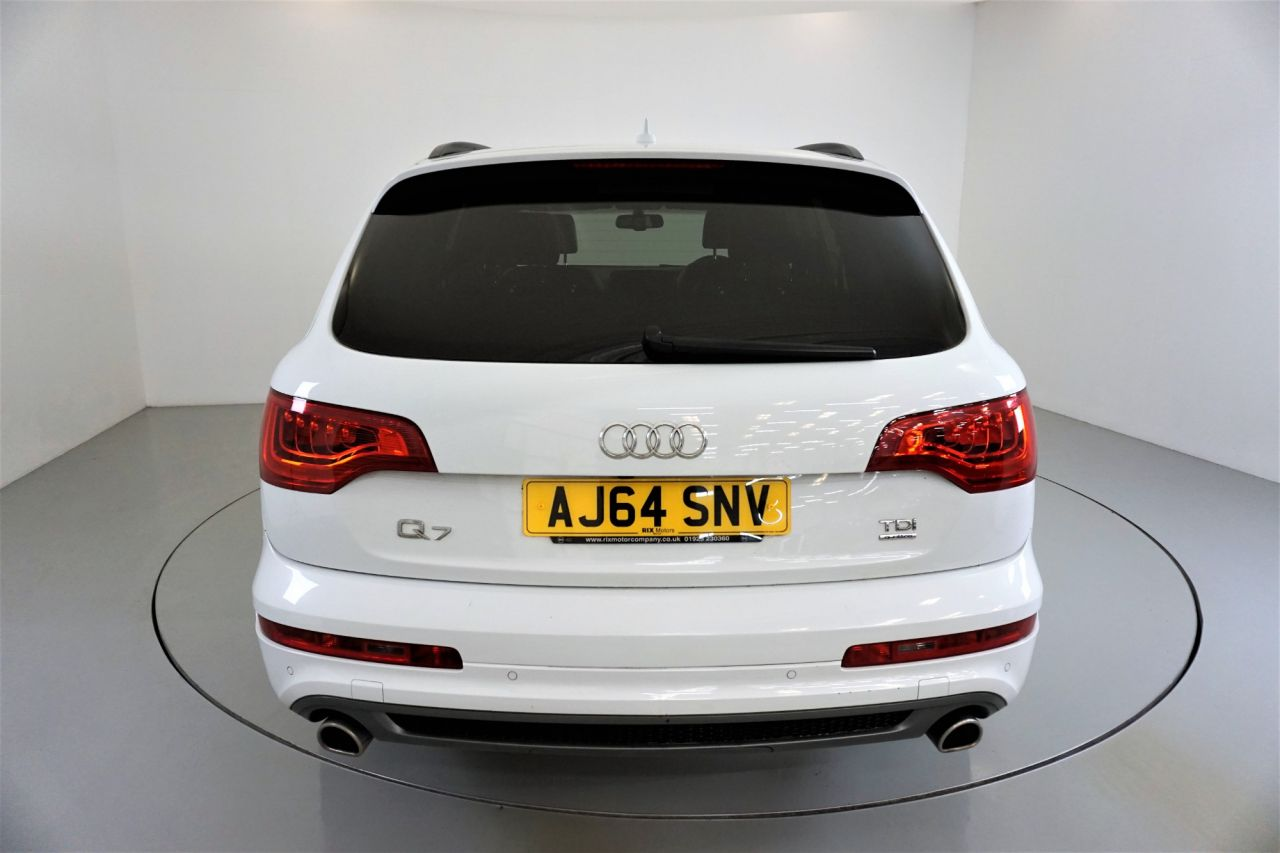 Used AUDI Q7 for sale