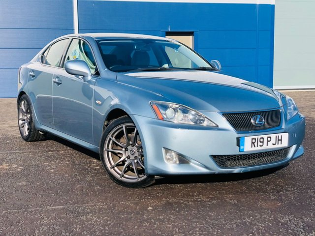 USED 2007 07 LEXUS IS 250 SE-L AUTOMATIC FSH 11 STAMPS  63K 1 YR MOT SAME OWNER 11 YEARS  FSH 11 STAMPS 63K MILES SAME OWNER 11 YEARS