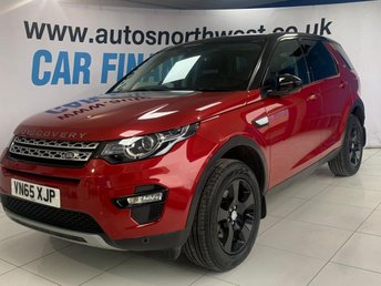 2015 LAND ROVER DISCOVERY SPORT 2.0 TD4 HSE 5d 150 BHP £18000.00