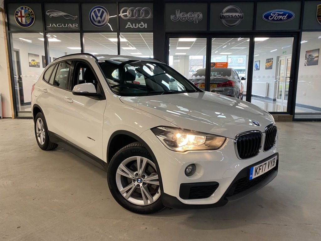 USED 2017 17 BMW X1 2.0 SDRIVE18D SE 5d 148 BHP Complementary 12 Months RAC Warranty and 12 Months RAC Breakdown Cover Also Receive a Full MOT With All Advisory Work Completed, Fresh Engine Service and RAC Multipoint Check Before Collection/Delivery