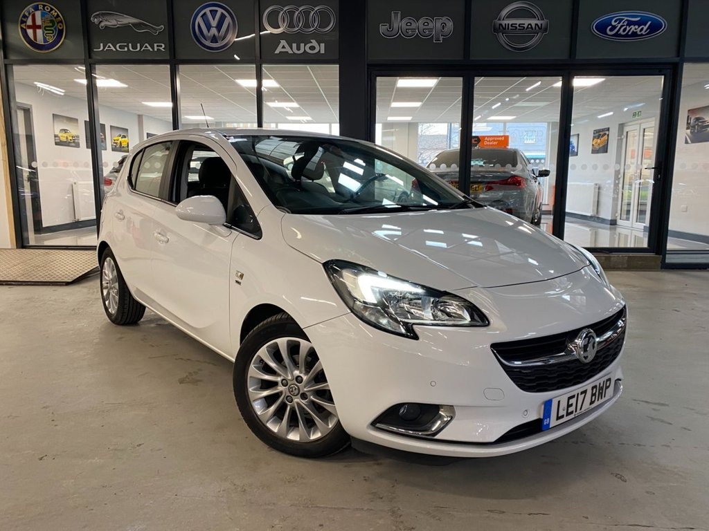 USED 2017 17 VAUXHALL CORSA 1.4 SE 5d 89 BHP Complementary 12 Months RAC Warranty and 12 Months RAC Breakdown Cover Also Receive a Full MOT With All Advisory Work Completed, Fresh Engine Service and RAC Multipoint Check Before Collection/Delivery