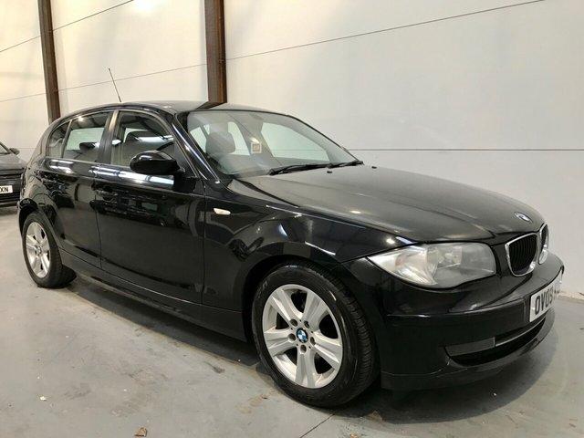 2009 09 BMW 1 SERIES 2.0 120D SE 5d 174 BHP