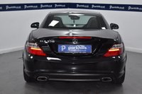 USED 2012 12 MERCEDES-BENZ SLK 3.5 SLK350 BLUEEFFICIENCY AMG SPORT ED125 2d 305 BHP (PAN ROOF - FULL HISTORY)