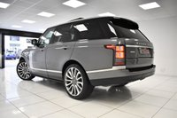 USED 2015 15 LAND ROVER RANGE ROVER 4.4 SDV8 AUTOBIOGRAPHY