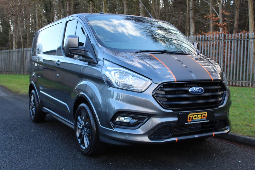 USED 2019 68 FORD TRANSIT CUSTOM 2.0 290 SPORT P/V L1 H1 168 BHP A GENUINE, ONE OWNER FORD CUSTOM SPORT IN VERY CLEAN CONDITION!!!