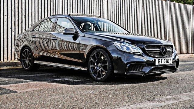 MERCEDES-BENZ E-CLASS at Bonsha Motors