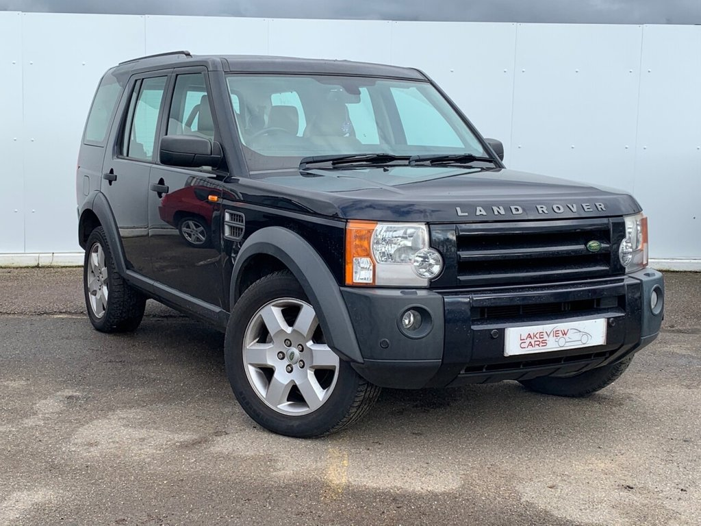 USED 2007 57 LAND ROVER DISCOVERY 2.7 3 TDV6 SE 5d 188 BHP