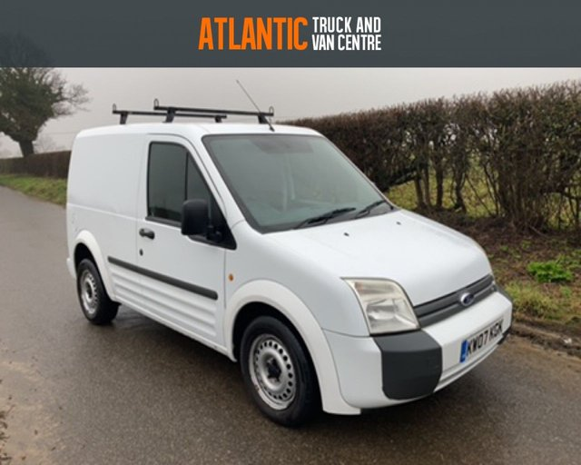 2007 07 FORD TRANSIT CONNECT T200 L SWB 75 TDCI