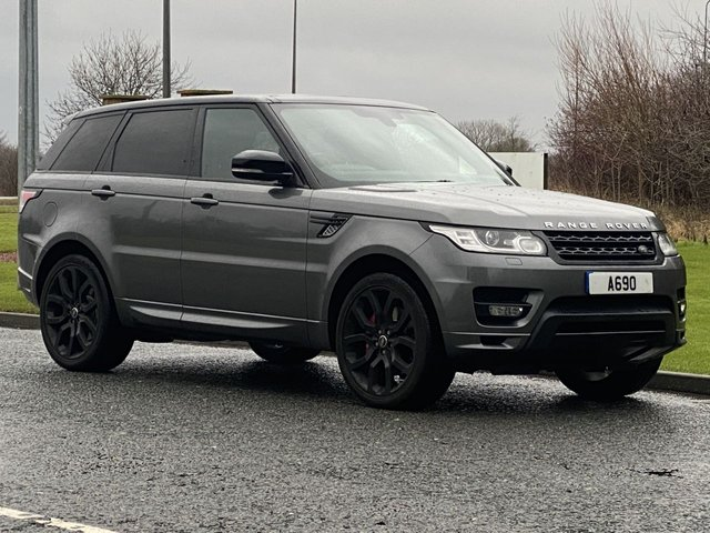 USED 2014 14 LAND ROVER RANGE ROVER SPORT 3.0 SDV6 AUTOBIOGRAPHY DYNAMIC 5d 288 BHP 4WD AUTO Premium Pack