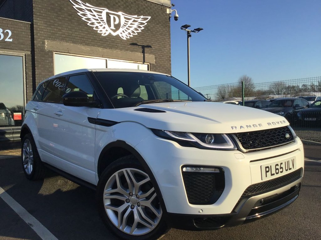 USED 2015 65 LAND ROVER RANGE ROVER EVOQUE 2.0 TD4 HSE DYNAMIC 5d 177 BHP FINANCE RATES FROM 5.9% APR