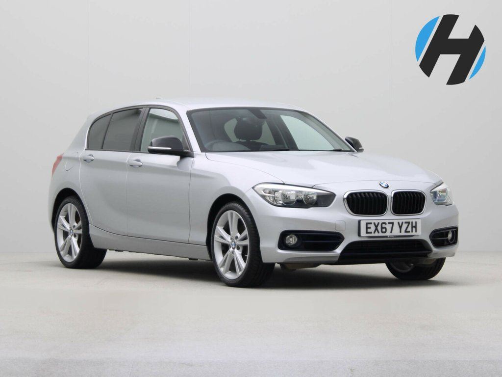 USED 2017 67 BMW 1 SERIES 2.0 118D SPORT 5dr