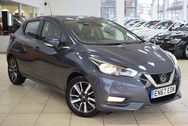 USED 2018 67 NISSAN MICRA 0.9 IG-T Acenta (s/s) 5dr 1 OWNER, BLUETOOTH, HPI CLEAR