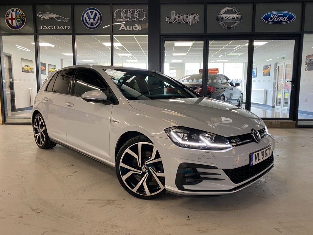 USED 2018 18 VOLKSWAGEN GOLF 2.0 GTD TDI DSG 5d 182 BHP Complementary 12 Months RAC Warranty and 12 Months RAC Breakdown Cover Also Receive a Full MOT With All Advisory Work Completed, Fresh Engine Service and RAC Multipoint Check Before Collection/Delivery