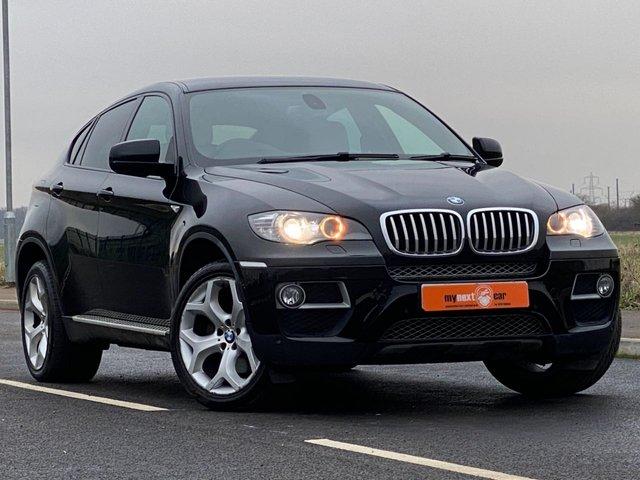 USED 2014 BMW X6 3.0 XDRIVE40D 4d AUTO 302 BHP HUGE SPEC SAT NAV 360 CAMERA