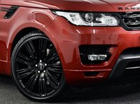USED 2017 67 LAND ROVER RANGE ROVER SPORT 3.0 SD V6 HSE CommandShift 2 4X4 (s/s) 5dr £8k Extra's, Pan Roof, Stealth