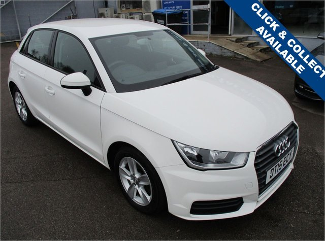 USED 2015 15 AUDI A1 1.6 SPORTBACK TDI SE 5d 114 BHP FANTASTIC CONDITION AND DRIVE