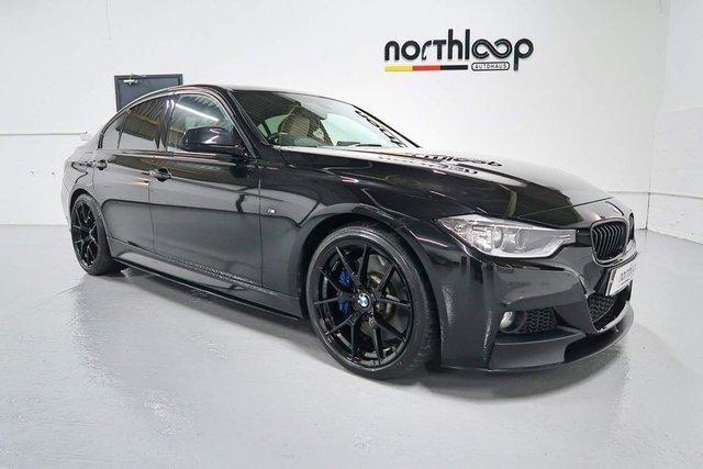 2014 64 BMW 3 SERIES 3.0 335I M SPORT 4d 302 BHP
