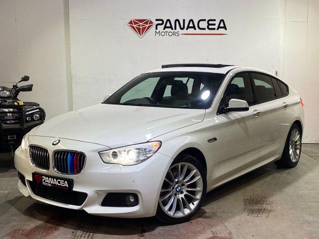 2011 61 BMW 5 SERIES 3.0 530D M SPORT GRAN TURISMO 5d 242 BHP