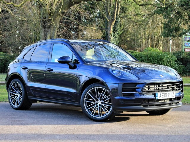 USED 2019 19 PORSCHE MACAN 2.0 PDK 5d 242 BHP £685 PCM With £4994 Deposit